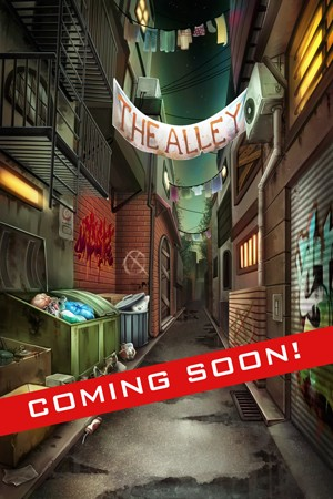 The Alley Escape Room in Hamilton Ontario Poster