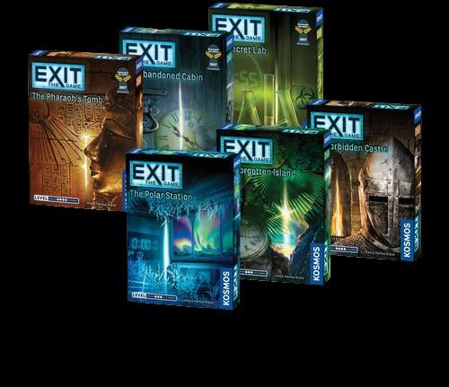 Exit the Game Hamilton Escape Rooms