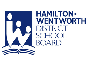 Hamilton Wentworth District School Board Logo