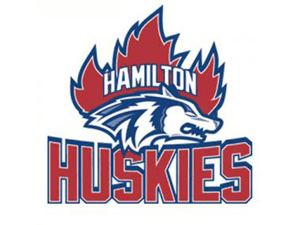 Hamilton Huskies Logo